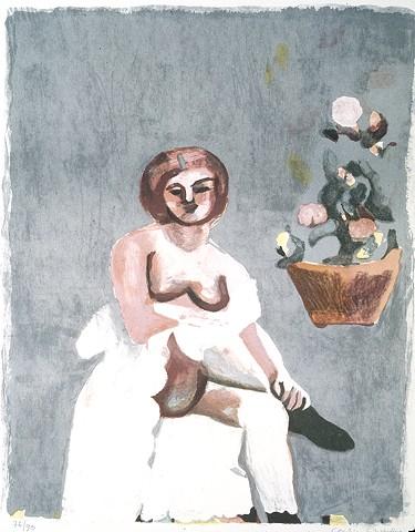 Print by Cecilia Sikström