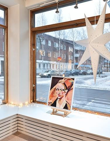 Lillagalleriet Umeå, Sweden November 29 - December 21, 2014