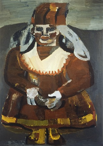 Lappkvinnan