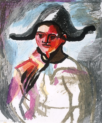 Drawing by Cecilia Sikström
