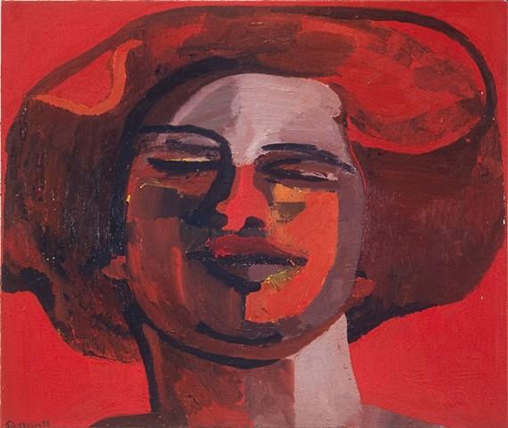 Röd Edith