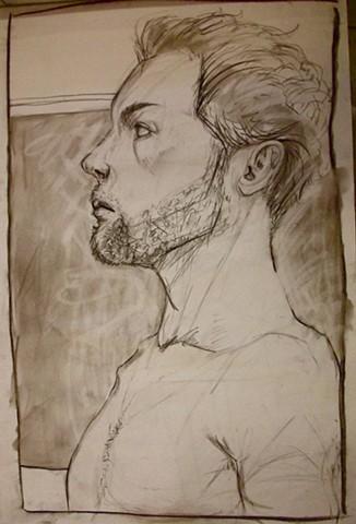 Figure Drawing/ Man