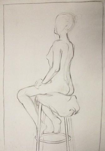 Figure Drawing/ Woman