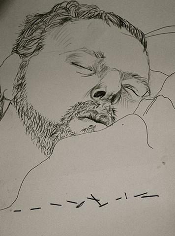 Lance Drawing