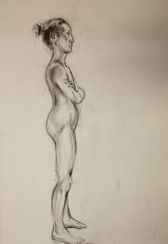 Figure Drawing Series III
