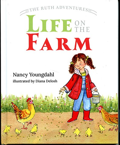 Cover of the book, Life on the Farm