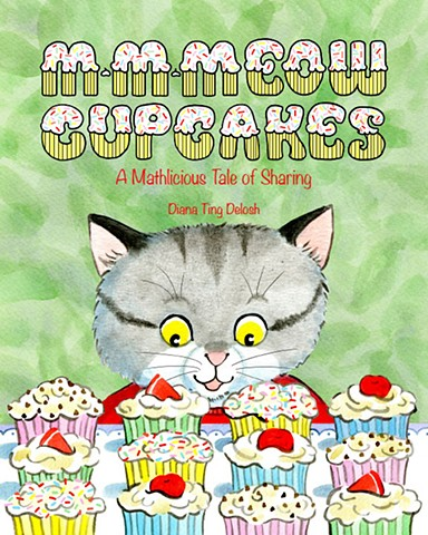 M-M-MEOW CUPCAKES Cover art