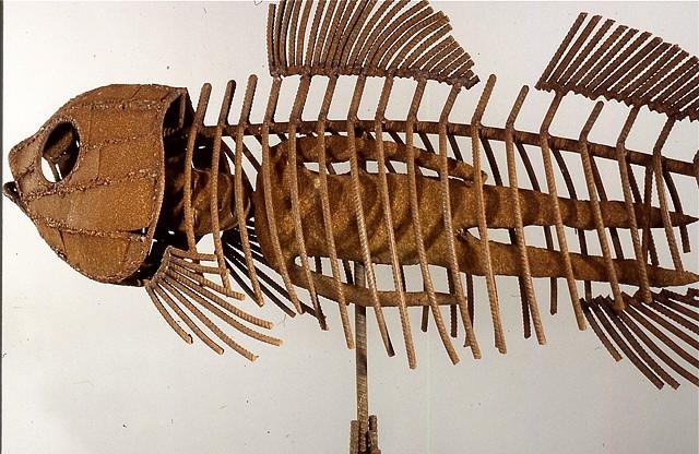 Fishman - detail