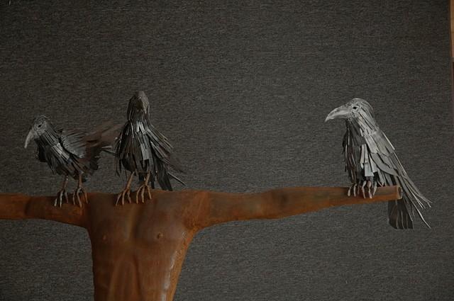 Scarecrow detail