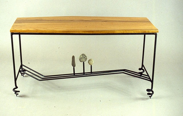 3 Rock table