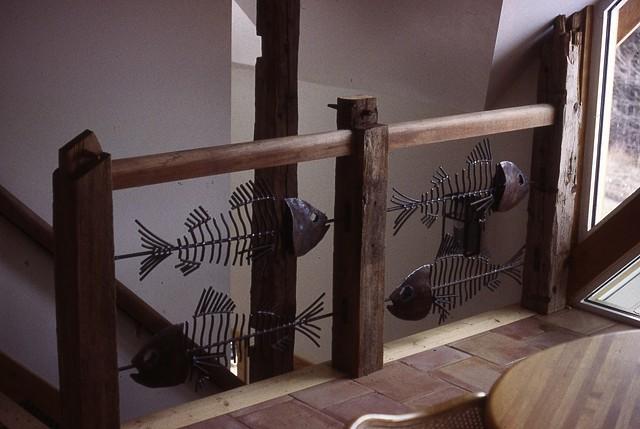 Fox railing