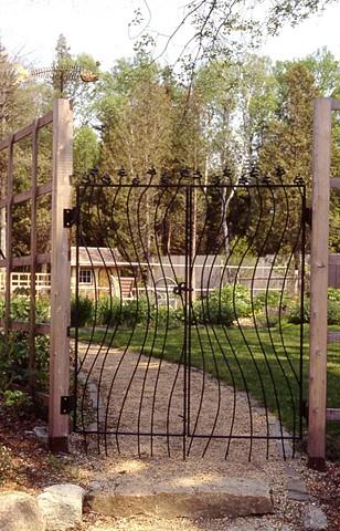 Cranmer gate