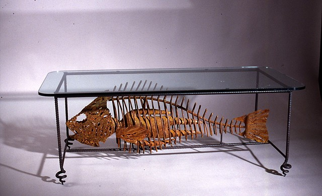 Fishman table