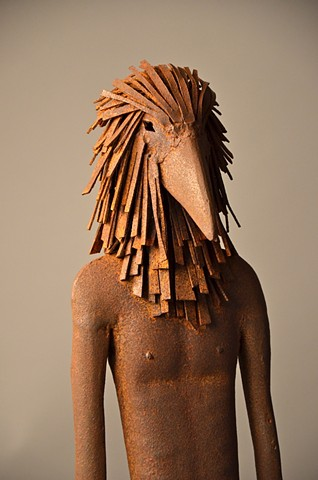 Crowman detail