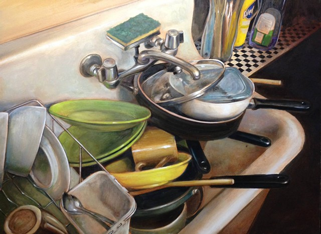 dirty dishes #2,