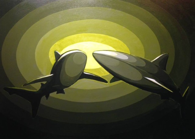 shark pair