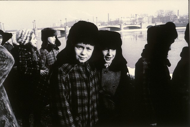 St. Petersburg School Children