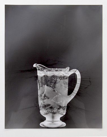 Pitcher (work print)