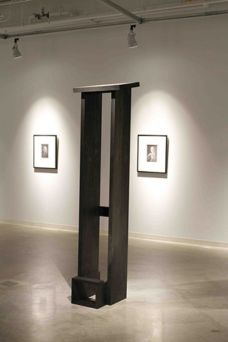 Vertical Kneeler-Installation shot
