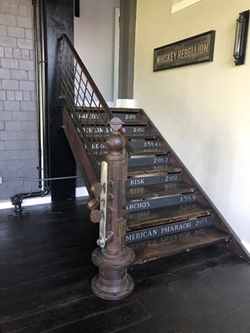 Pepper Mill Loft Staircase