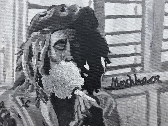 Meditation [Detail #2]