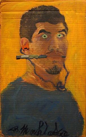 Self Portrait - Amphetamine EarPlugs