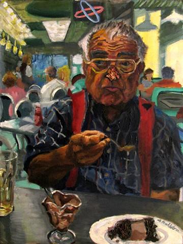 AL Mouklas - New Jersey Diner