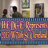 HEDGE Represents / 2015 /  Hedge Gallery /  1300 W 78th St, Cleveland, OH 44102