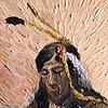 Cherokee Warrior [Cherokee Mist Collection]