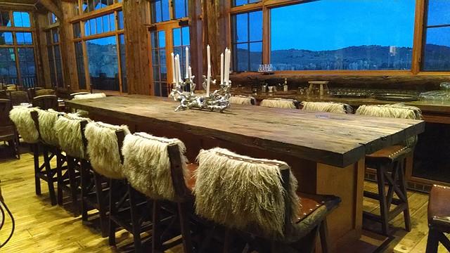 The Bar at the Lodge