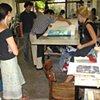 Visit to il Bisonte Print Studio