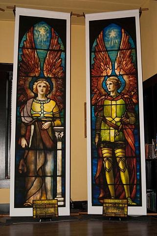 Philadelphia and Laodicea