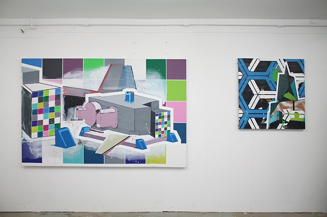 Studio Installation Shot 1