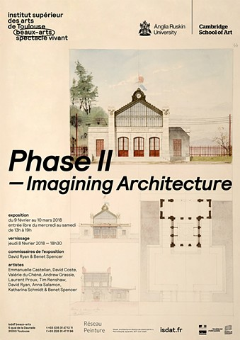 Phase II - Imagining Architecture, ISADT, Toulouse
