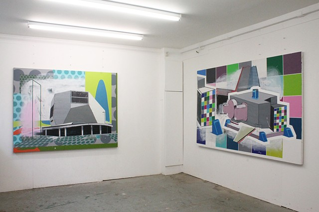 Studio Installation Shot 2