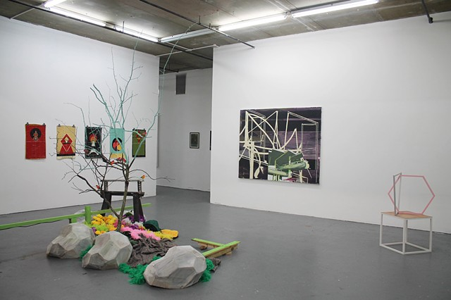 'The Opinion Makers' Londonewcastle Project Space London