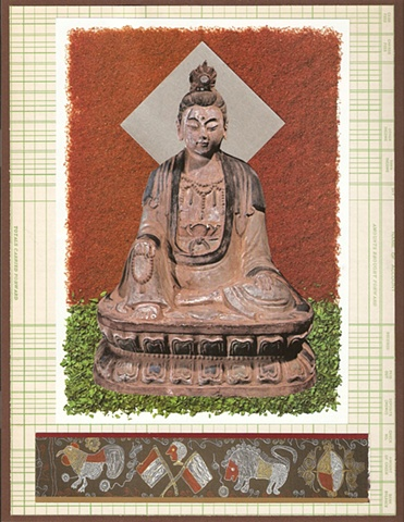 Buddha (Silver)