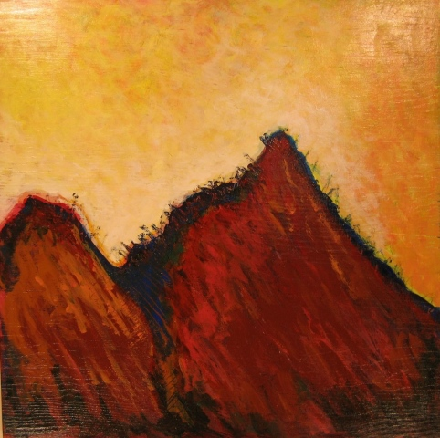 The Long View (mountain series)