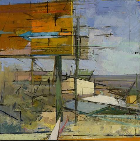 Andrew Wykes  artist