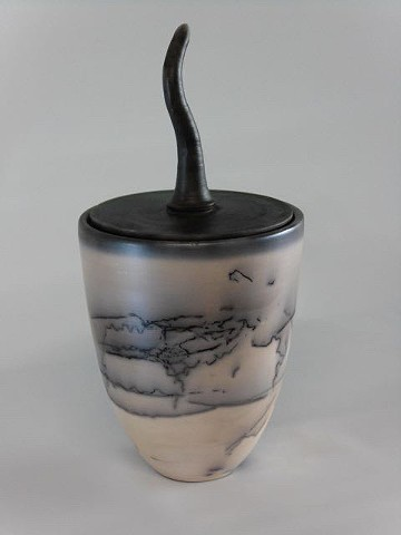 Lidded Vessel #1