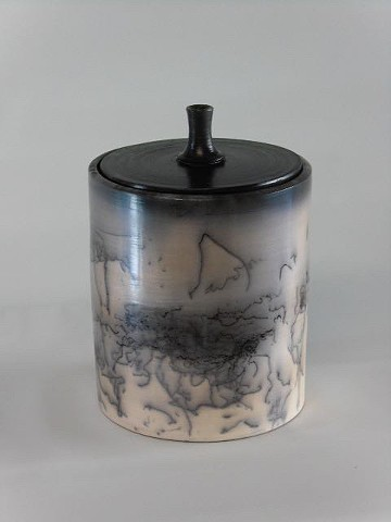 Lidded Vessel #2