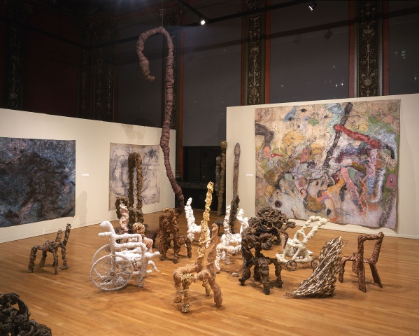 Chicago Cultural Center 20-year retrospective