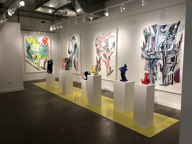 Dallas Art Fair 2018