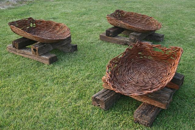 Empty Baskets