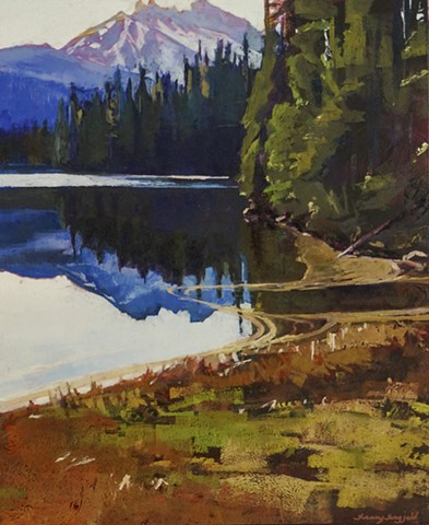 """Three Fingered Jack Morning"" SOLD"