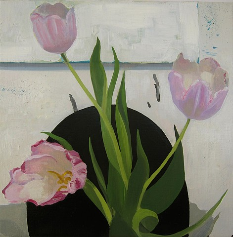 Tulips and Balloon