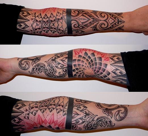 pauls arm