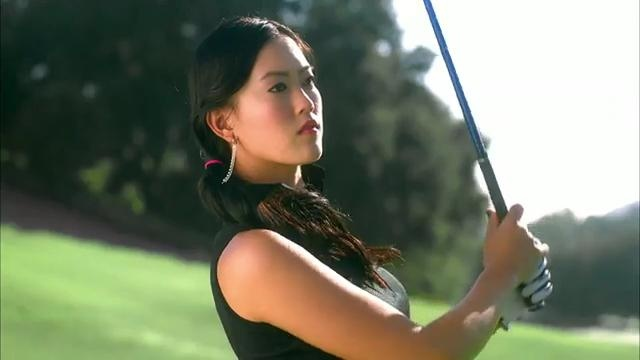 "Michelle Wie  ""The Arrival"""