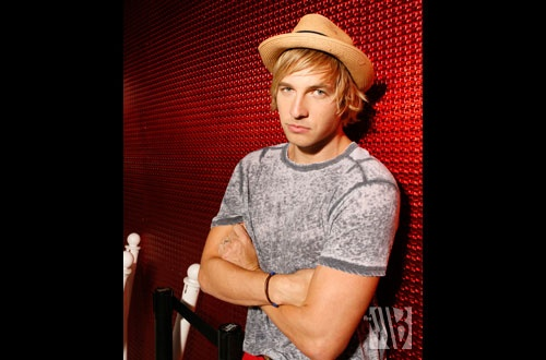 Ryan Hansen -Promo shot for the WB's Rockville, CA
