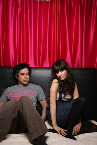 Zooey Deschanel and M. Ward- She and Him